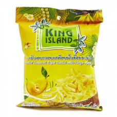 Кокосовые чипсы с манго King Island 40 гр