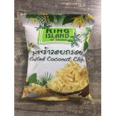 Кокосовые чипсы King Island (без добавок)