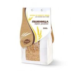 Зерно пшеницы резаное 500 гр Образ жизни