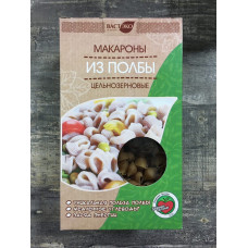 Макароны из полбы ракушки