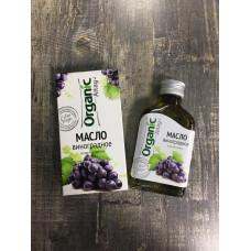 Organic масло виноградное, 100мл