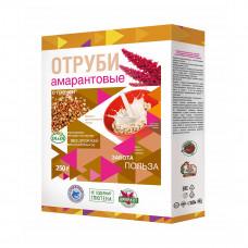 Отруби амарантовые с гречей Di&Di, 250 гр