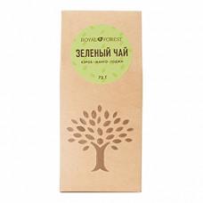 Зеленый чай (кэроб, манго, годжи), 75 Royal Forest