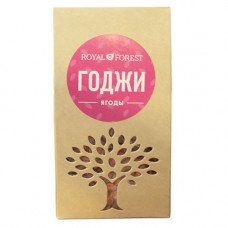 ROYAL FOREST Ягоды Годжи, 100 гр.