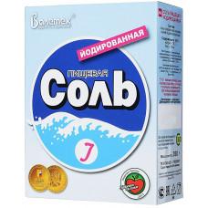 """Соль """"Йодированная"""" Валетек 350г"""