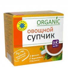 Суп-пюре ОВОЩНОЙ 210 г (Компас здоровья)