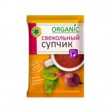 Суп-пюре СВЕКОЛЬНЫЙ 30 г (Компас здоровья)