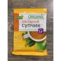 Суп-пюре ОВОЩНОЙ 30 г (Компас здоровья)