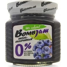 ДЖЕМ «BOMBJAM» ЧЕРНИКА-ГОЛУБИКА (250Г)
