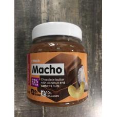 Акция! CHOCO MACHO Шоколадная паста с кокосом и кешью CHIKALAB , 250 г.