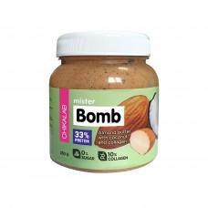 MISTER BOMB Миндальная паста с кокосом, 250 г