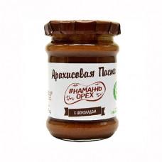 "Арахисовая паста ""Намажь Орех"" Темный шоколад 250 гр."