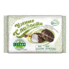 """Зефир ванильный """"Умные сладости"""" глазированный, со стевией"""