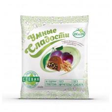 """Конфеты """"Умные сладости"""" с черносливом и грецким орехом, глазированные"""