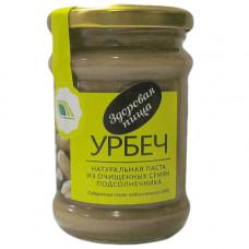 Урбеч из очищенных семян подсолнечника Биопродукты