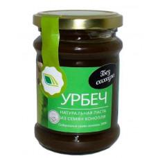 Биопродукты Урбеч натуральная паста из семян конопли, 280 г