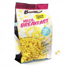 Bombbar - Готовый завтрак (шарики с сывороточным белком), 250г