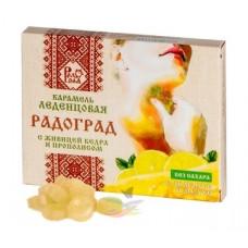 Леденцы живичные с лимоном и медом (без сахара) · Радоград