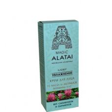 Крем для лица УВЛАЖНЕНИЕ 40 мл (Magic Alatai)