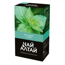 «Чай Алтай» черный с мятой Алтайский кедр