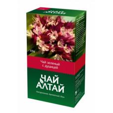 «Чай Алтай» зеленый с душицей