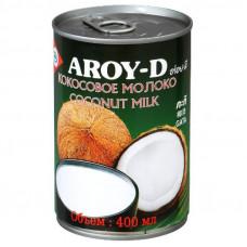 """Кокосовое Молоко """"Aroy-D"""" 0,4л"""