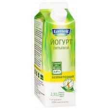Йогурт питьевой Latter 2,5% безлактозный 500 г