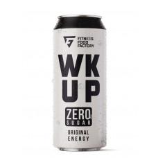 Тонизирующий безалкогольный напиток WK UP, 500 мл (Fitness Food Factory) Original