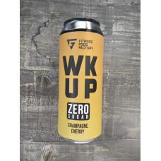 Тонизирующий безалкогольный напиток WK UP, 500 мл (Fitness Food Factory) Шампанское