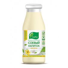 Напиток соевый ванильный «СояРус», 500мл