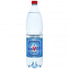 Вода BioVita минеральная природная негазированная 1,5л