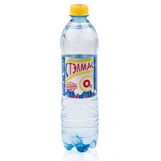 Вода  Стэлмас О2 0.6 л. кислородная без газа