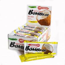 Батончик протеиновый Bombbar 60г кокос