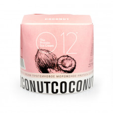 Мороженое белковое кокос 70 гр. О12