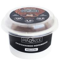 Prolce Мороженое протеиновое Шоколад