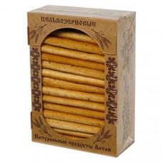 Дивинка. Палочка хлебная цельнозерновая, со льном, 400 гр.