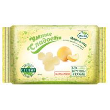 Мармелад без сахара «Умные сладости» желейно-формовой «Дыня» 200г