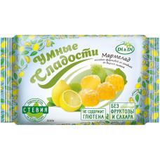 """Мармелад """"Умные сладости"""" желейно-формовой Лимон 200 г"""
