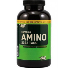 Optimum Nutrition Super Amino 2222 (160 таб.)