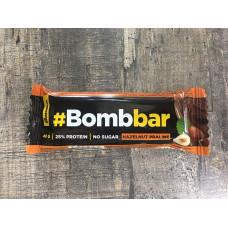Протеиновый батончик Bombbar Фундучное пралине в шоколаде 40 г