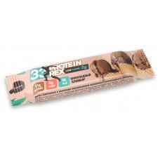 Батончик протеиновый Low Carb 33% Шоколадный пломбир, Protein rex, 35 г