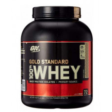 100% Whey Gold standard 2270 гр - 5lb (Optimum nutrition)