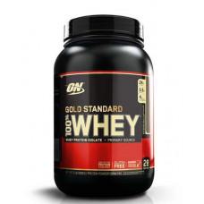 100% Whey Gold standard 912 гр - 2lb (Optimum nutrition) (вкусы разные)