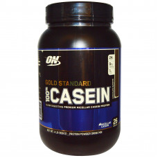 Optimum Nutrition 100% Casein Gold Standard 909 g /26 Шоколад