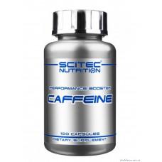 Caffeine от Scitec Nutrition 100 caps