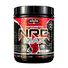 NRG MAX 690 гр (Maxler) голубая малина