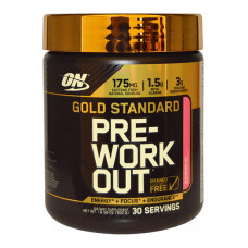 Gold Standard PRE-Work out от Optimum Nutrition 300гр.