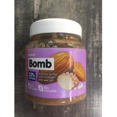 Акция! SENOR BOMB Миндальная паста с морской солью, 250 г