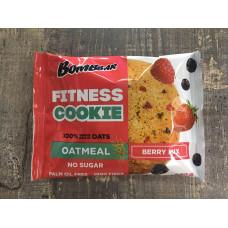 Bomddar печенье неглазированное овсяное Ягодный микс 40 гр
