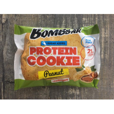 BombBar Протеиновое печенье (60 гр.) Арахис